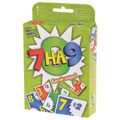 """Игра настольная """"7 на 9"""", 2-е издание, Magellan, MAG116357"""