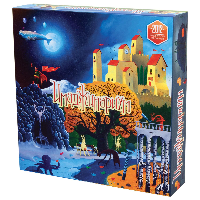 """Игра настольная """"Имаджинариум"""", Cosmodrome Games, 11664"""