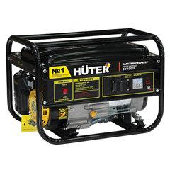 Электрогенератор Huter DY4000L, бензиновый, мощность 3,3 кВт, напряжение 220 В, ручной стартер