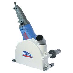 Штроборез Б3-40, 1600 Вт, 9000 оборотов/мин, диск 150 мм, глубина паза 40 мм, ширина 40 мм, ФИОЛЕНТ