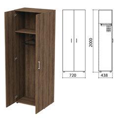 "Шкаф для одежды ""Приоритет"", 720х438х2000 мм, лагос (КОМПЛЕКТ)"