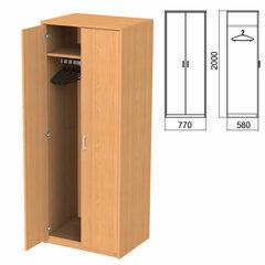 "Шкаф для одежды ""Арго"", 770х580х2000 мм, груша арозо (КОМПЛЕКТ)"