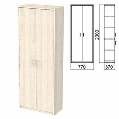 "Шкаф закрытый ""Арго"", 770х370х2000 мм, ясень шимо (КОМПЛЕКТ)"